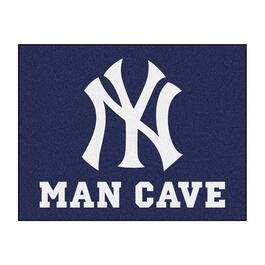 MLB New York Yankees Man Cave All-Star Mat - 33.8in.x42.5in.