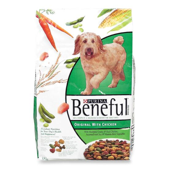 Beneful Dog Food - 1.6-1.8kg