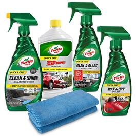 Turtle Wax Quick and Easy Complete Car Kit