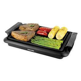 Kalorik Black Electric Indoor Grill