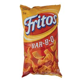 Fritos BAR B Q Corn Chips - 370g