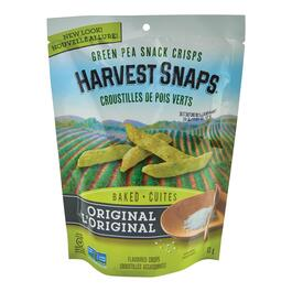 Harvest Snaps Original Green Pea Snack Crisps - 85g