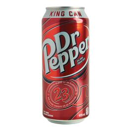 Dr. Pepper King Can - 473ml