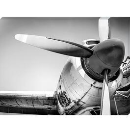 Old Airplane  - 24in. x 18in.