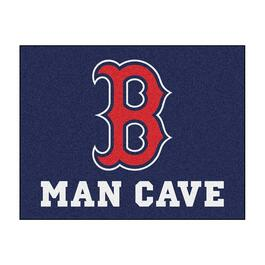 MLB Boston Red Sox Man Cave All-Star Mat - 42.5in.