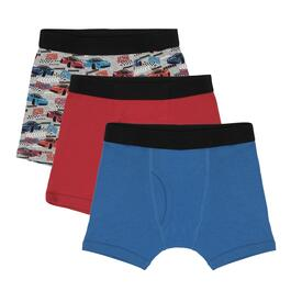 MONKEY BARS Boys Boxer Briefs 3pk. - 6-6X