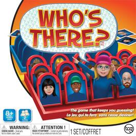 Who's There? Board Game