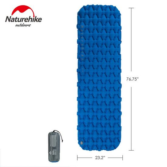 Nature Hike Thick Inflatable Mattress