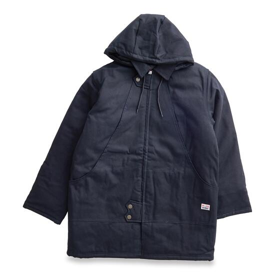 Men's Black Hydro Parka - Medium