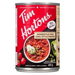 Tim Hortons Homestyle Beef Chili - 425g
