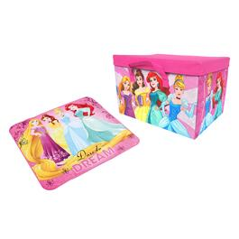 Princess Storage Box with Play Mat