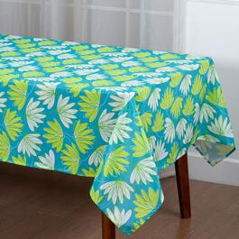 Piraeus Blue Tablecloth - 52in.x70in.