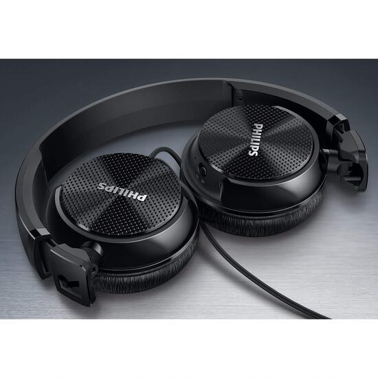 Philips Black Over-Ear Noise Cancelling Headphones