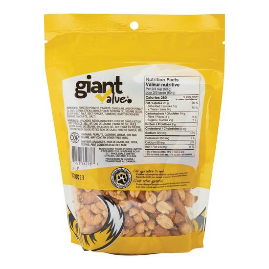 Giant Value Sesame Snack Mix - 250g