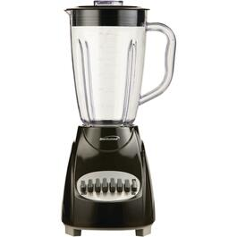 Brentwood Black 12-Speed and Pulse Blender