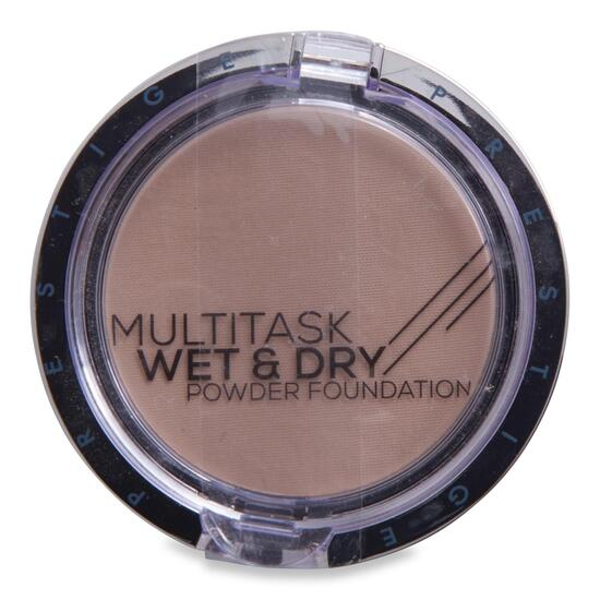 Prestige Multitask Bisque Wet and Dry Powder Foundation