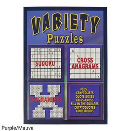 Assorted Variety Puzzle Book