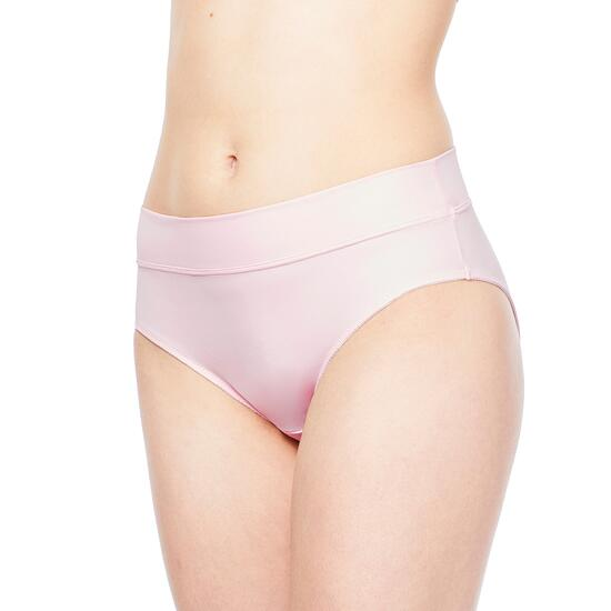 Wide Band Comfort Brief - Pink 2pk