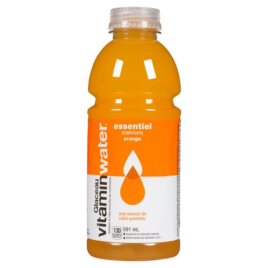 Glaceau Essential Orange Vitaminwater - 591ml