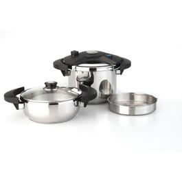 BergHoff Eclipse Pressure Cooker Set - 5 pc.