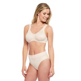 Carole Martin Comfort Bra with Adjustable Straps - Beige