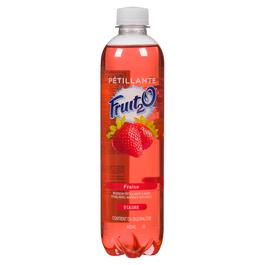Fruit2O Strawberry Sparkling Water - 502ml