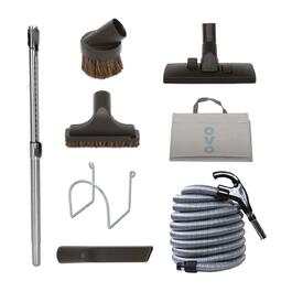 OVO Central Vacuum Hard Surface Cleaning Tools Set