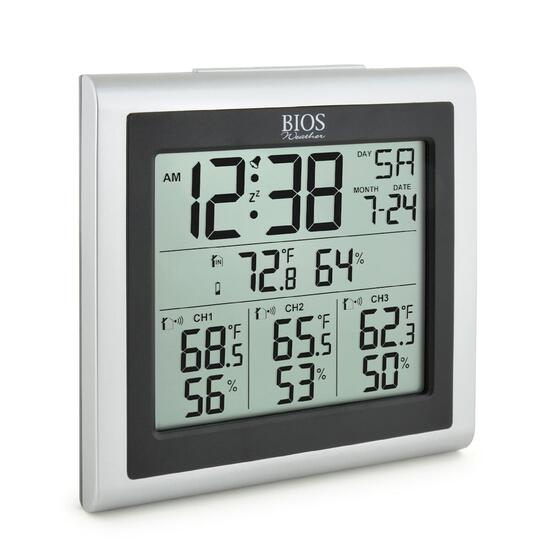 Bios Weather Indoor/Outdoor Thermometer