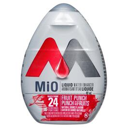 MiO Fruit Punch Liquid Water Enhancer  - 48ml
