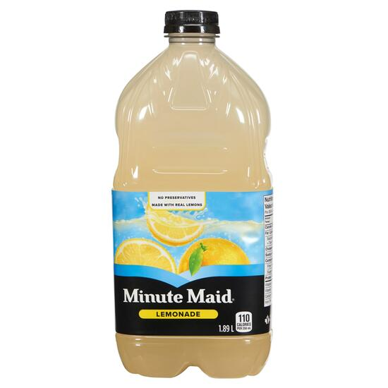 Minute Maid Lemonade - 1.8L