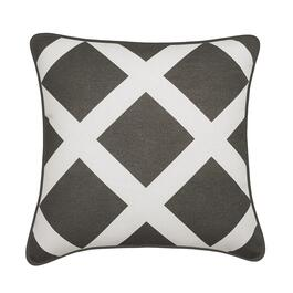 Millano Duncan Grey Indoor/Outdoor Throw Pillow - 2pk.
