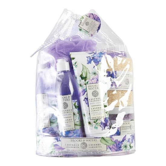 Brooks & Waters Spa Collection - 9pc.