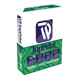 TopPrint White Copy Paper