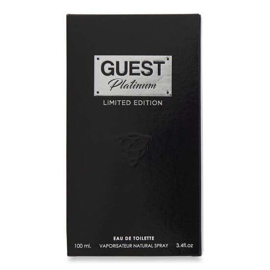 GUEST Platinum Limited Edition for Men - 100ml
