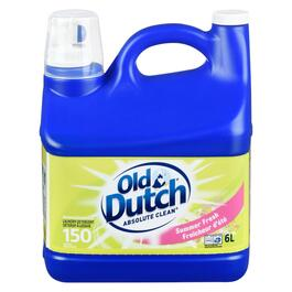 Old Dutch Absolute Clean Summer Fresh Laundry Detergent - 6L