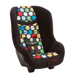 Cosco Scenera Next Convertible Car Seat Broadway Dots