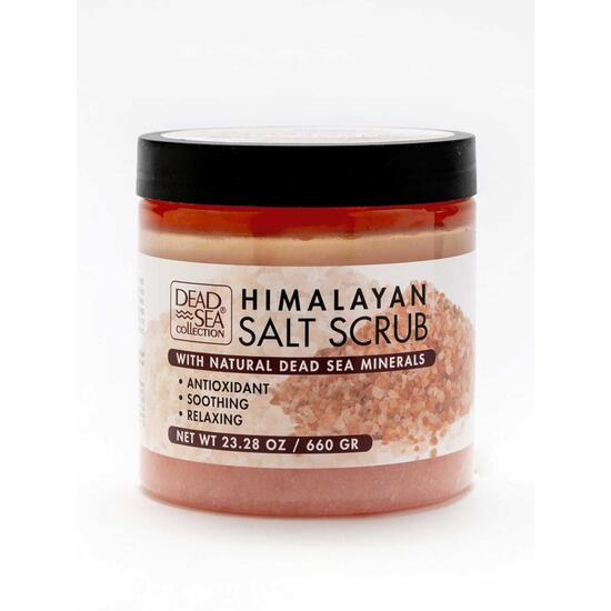 Dead Sea Collection Himalayan Salt Scrub - 660g