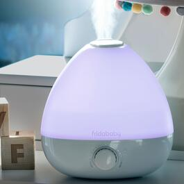 Fridababy BreatheFrida 3-in-1 White Humidifier Diffuser and Nightlight
