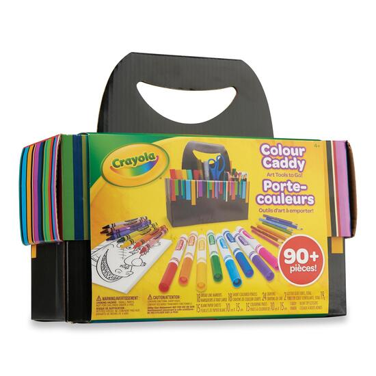 Crayola Colour Caddy