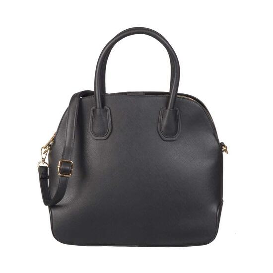Nicci Dome Shape Bag with Triple Entry