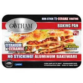 As Seen On TV Gotham Steel Baking Pan