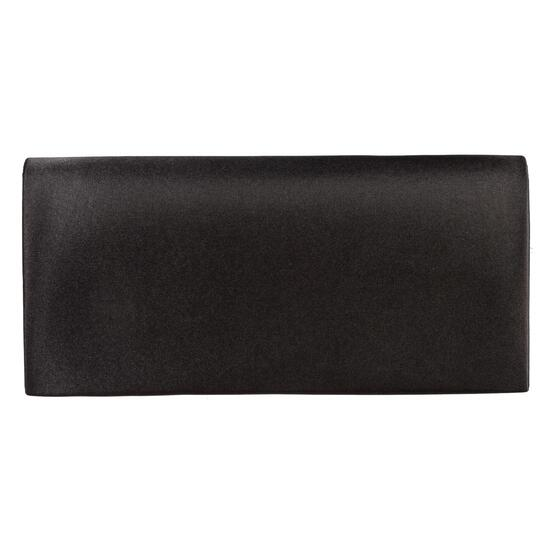 Nicci Black Evening Bag with Decorative Stones