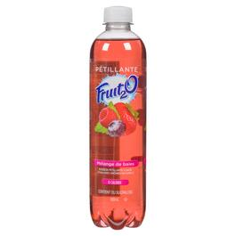 Fruit2O Mixed Berry Sparkling Water - 502ml