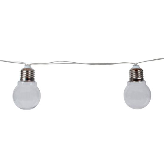 Fusion Solar Bulb String Lights - 10pc.