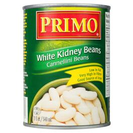 Primo White Kidney Cannellini Beans - 540ml