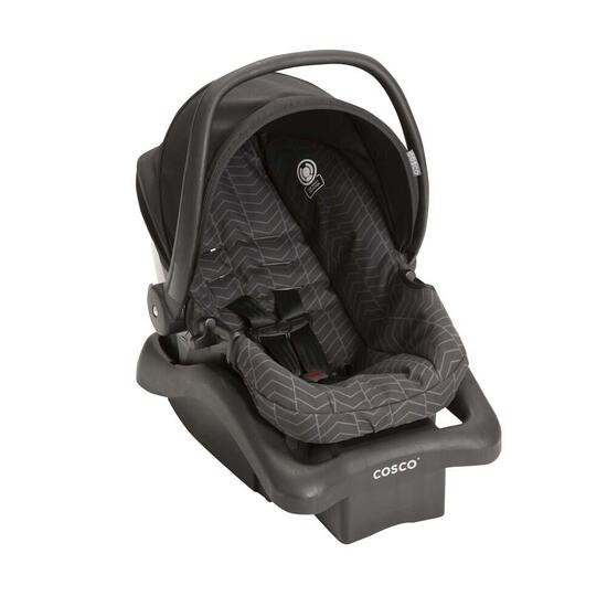 Cosco Lift and Stroll Plus Travel System - Black Arrow