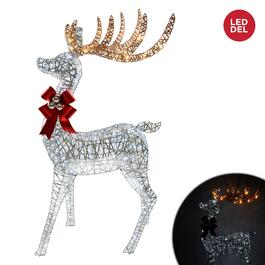 Danson Décor Deer Christmas Decoration - 68in.