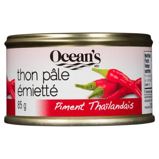 Ocean's Flaked Light Tuna Thai Chili - 85g