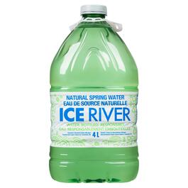 Ice River Natural Spring Water - 4L