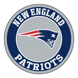 NFL New England Patriots Roundel Mat - 27in.